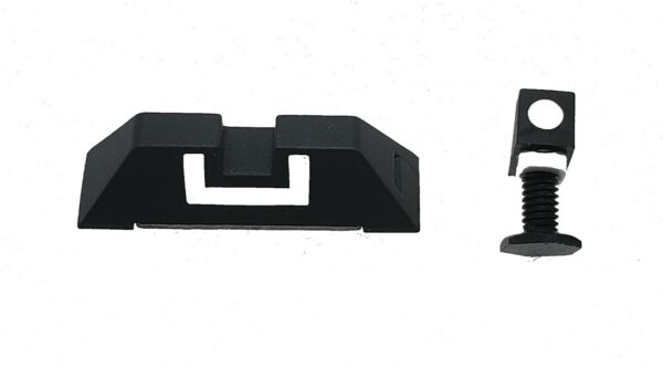 OEM Glock 6.5 Rear and Front Sights For 17 19 22 23 24 26 27 34 35 Free Ship $19.99