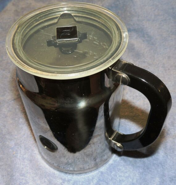 REFURBISHED NESPRESSO MILK FROTHER 3192 CLEANED TESTED WITH BASE