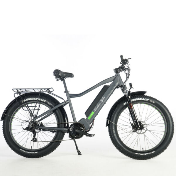 Electric Bike Unisex 1000w Mid Drive Bafang Fat Tire With 48V 21Ah Battery $2800.00
