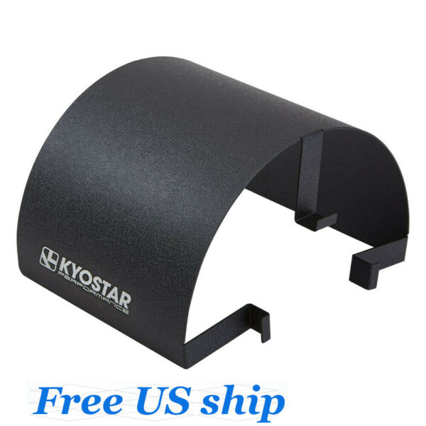 KYOSTAR For 2.25quot; 3.5quot; Dia. Cone Filter Steel Cone Air Filter Heat Shield Cover $22.98