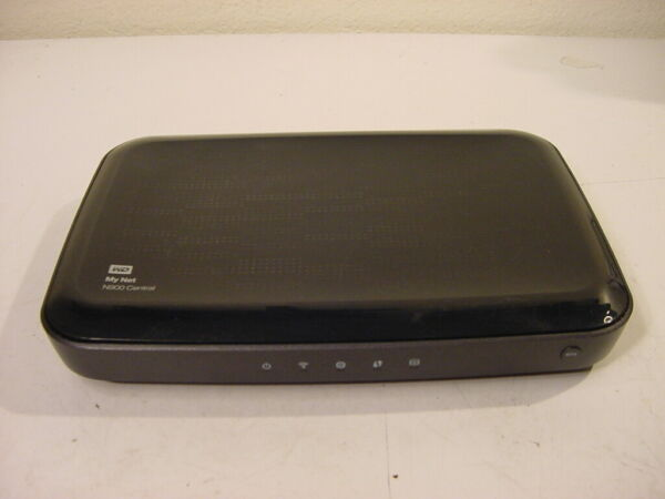WD MY NET N900 CENTRAL MODEL G2F NO POWER CORD INCLUDED $40.00