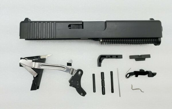 KG Complete 9MM Slide With Sights and LPK For Glock 19 Gen 3 Polymer 80 PF940C $399.99