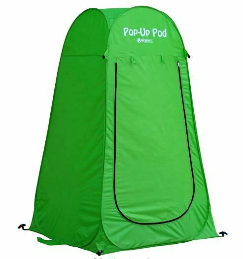 GigaTent Pop Up Pod Changing Room Privacy Tent – Instant Portable Outdoor Shower $32.71