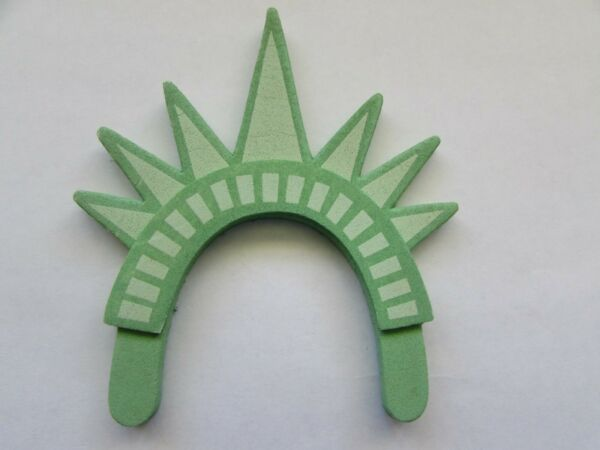 American Girl Pet Dog Coconut Statue of Liberty Crown $7.00