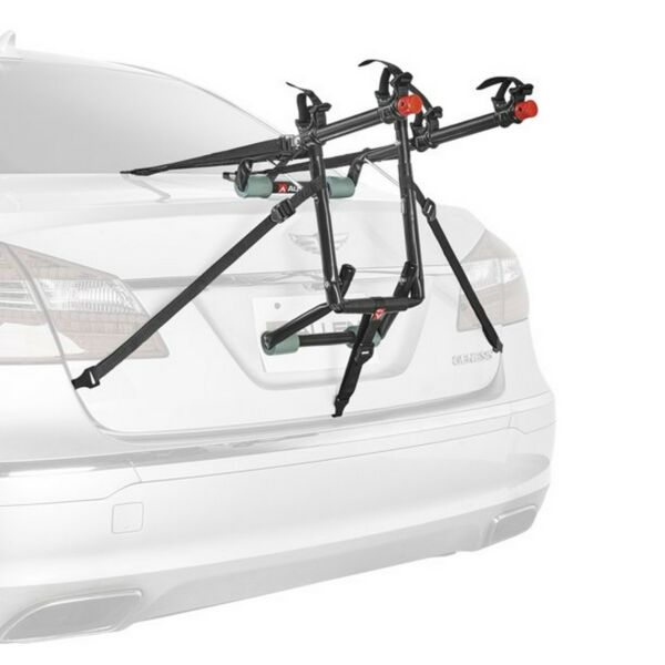Allen Sports Deluxe 2 Bicycle Trunk Mounted Bike Rack Carrier 102DN 12 Inch Long $48.36