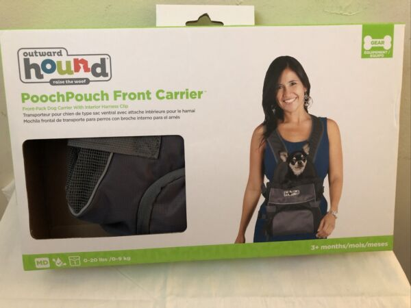 Outward Hound PoochPouch Carriers Lightweight Dog Packs and Front Carriers $45.00
