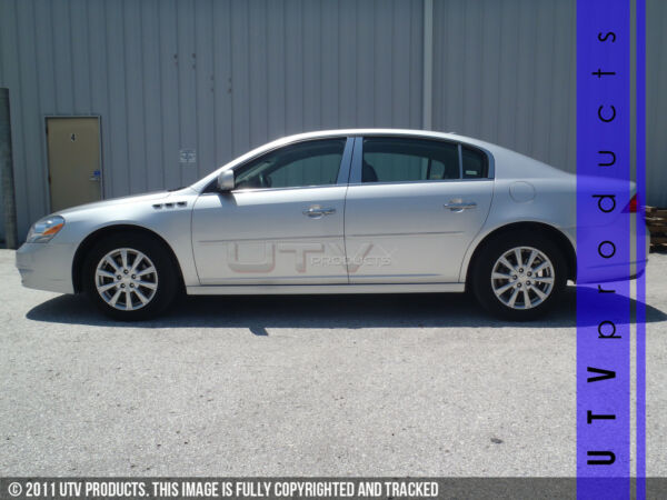 GTG 2006 2011 Buick Lucerne 6PC Chrome Stainless Steel Pillars Posts $110.00