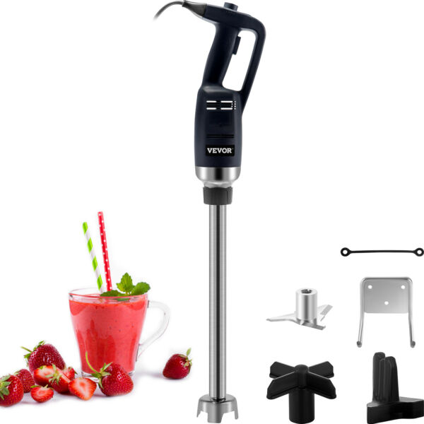 VEVOR Commercial Immersion Blender 19.7quot; Commercial Hand Mixer Constant Speed $165.99