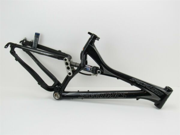26quot; Specialized Stumpjumper S Works FSR Carbon Frame Small 2006 $649.99