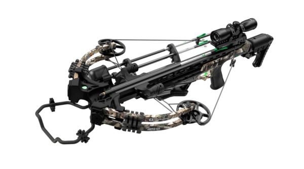 CenterPoint Amped 425 Compound Crossbow Package Camo