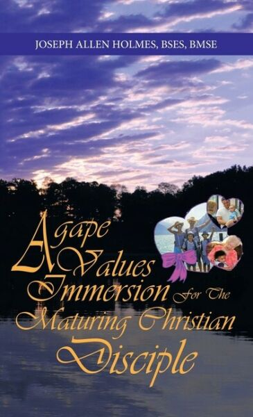 Agape Values Immersion: For The Maturing Christian Disciple $25.66
