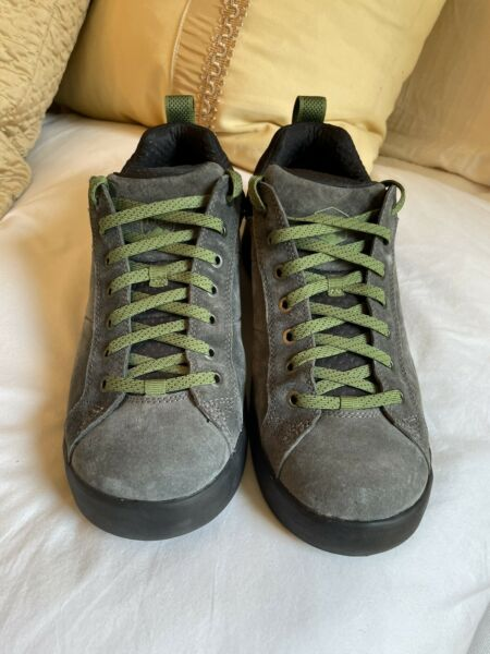Danner Camp Sherman 3quot; Mens Gray Green Outdoor Shoes 63255 Size 11