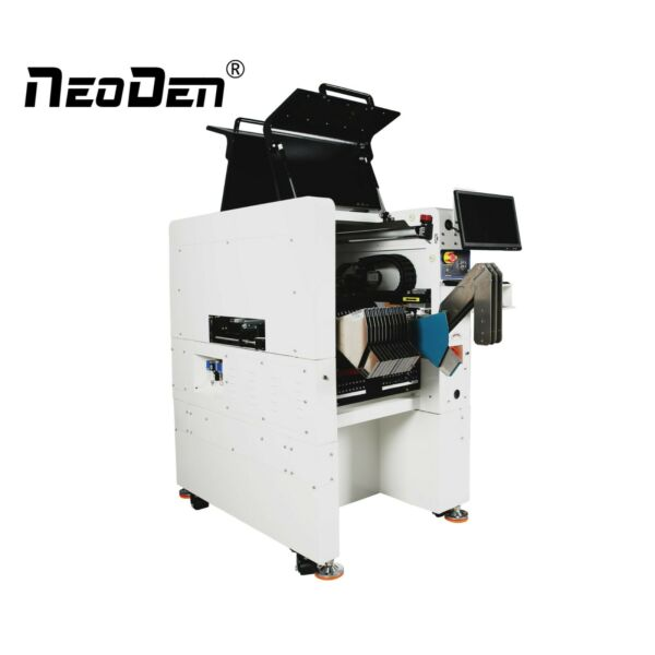 Ball Screw SMT Pick and Place Assembly Machine NeoDen9 6 Heads Electric Feeders $13999.00