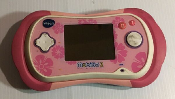 VTech MobiGo 2 Touch Learning System Pink