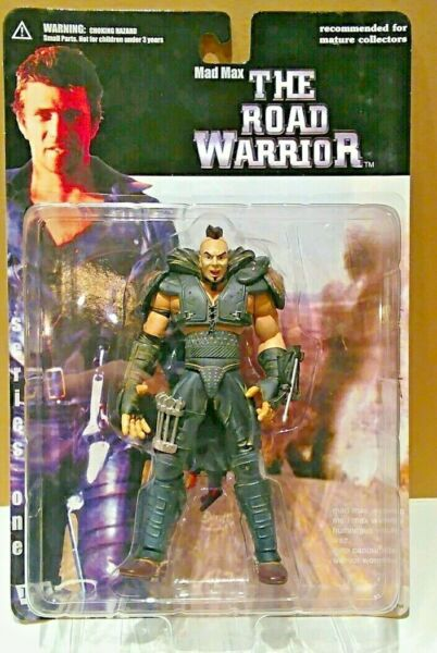 N2 Toys Mad Max The Road Warrior Warrior Wez Action Figure Series 1 New