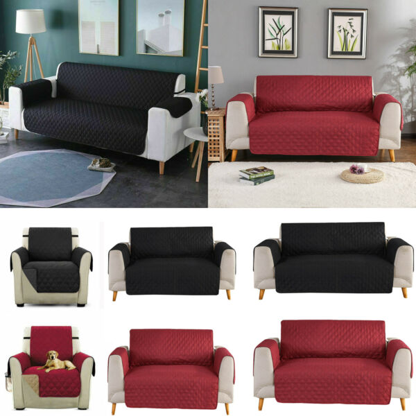 Waterproof Seat Sofa Cover Slipcover Pet Dog Couch Furniture Protector Mat $19.99
