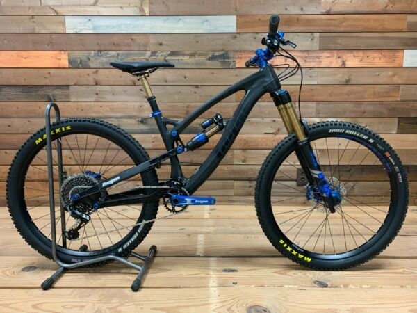 Hope HB.160 27.5quot; 650B MTB AM Enduro Carbon Bike Small Extremely Rare Mint $8000.00