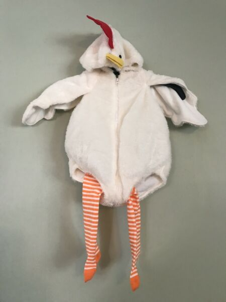 Carters Chicken rooster baby costume 6 9 months New