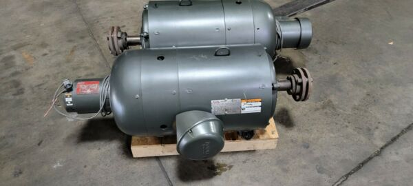 Lincoln electric 40 hp inverter duty electric motor 230 460 volts 1765rpm $450.00