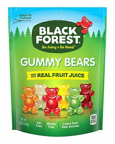 Black Forest Gummy Bears Candy 28.8 Ounce Pack of 1