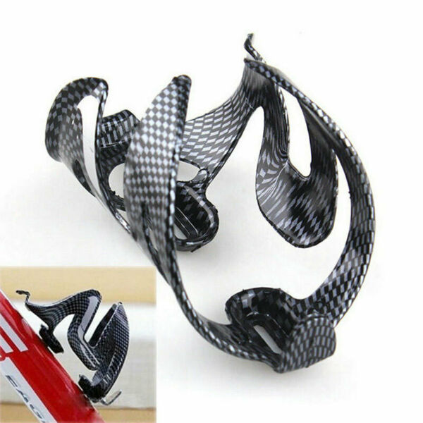 Full Carbon Bicycle Water Bottle Cage M T B Road Bike Bottle Holder Ultr`xh C $3.85