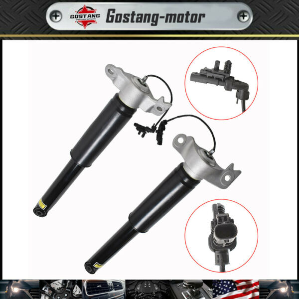 For 13 19 Cadillac XTS Left amp; Right Rear Shock Absorbers amp; Electric Assembly $314.65