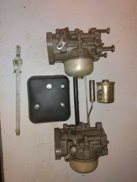 Force Chrysler outboard 125hp carb carburetor 120hp 4cyl 1993 down $225.00