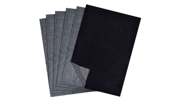 Transfer Paper Carbon Sheets Sewing Wood Canvas Art Glass Metal Ceramic 100 Pack $10.49