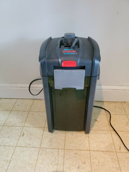 EHEIM PROFESSIONAL CANISTER 3 used good condition $225.00