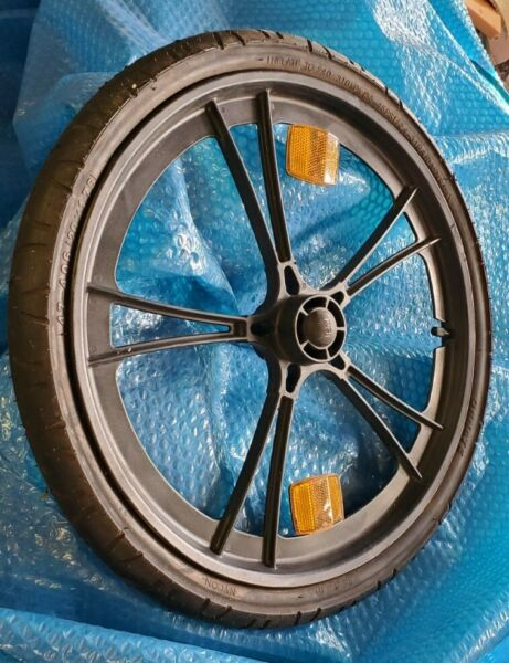 Replacement Stroller Bike Mag Wheel Dreamer Design 20quot; Plus Extra Tire Tube $39.00