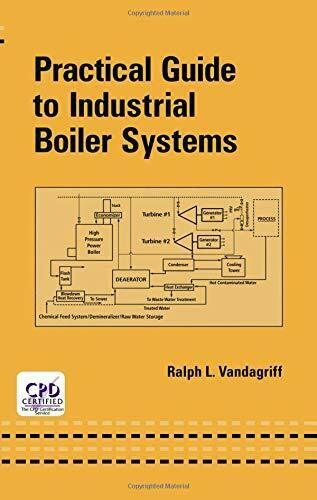 PRACTICAL GUIDE TO INDUSTRIAL BOILER SYSTEMS MECHANICAL By Ralph Vandagriff VG $45.95