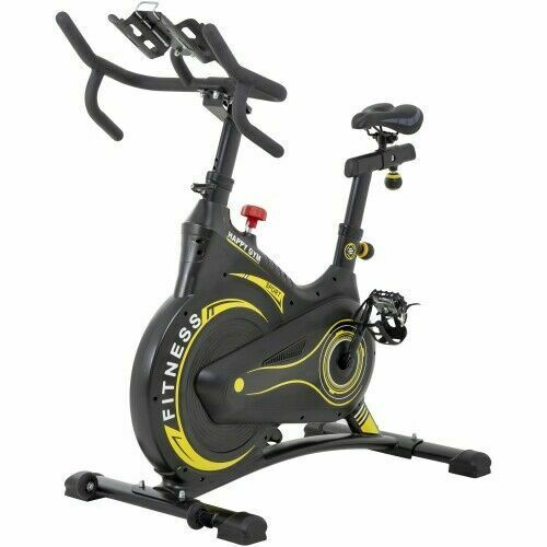 LCD Monitor Stationary Cycling Bicycle Fitness Workout Indoor Exercise Bike $240.99