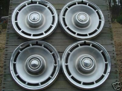 VINTAGE CLASSIC ANTIQUE CHEVROLET CAMARO CHEVELLE NOVA TR HUBCAPS  WHEEL COVERS