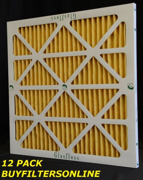 16X25X2 MERV 11 HOME FURNACE AC PLEATED AIR FILTERS