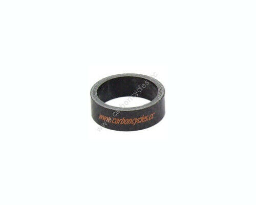 eXotic Carbon 15mm Headset Spacer for Fork with 1.1 8 inch Steerer Tube 3K $7.99
