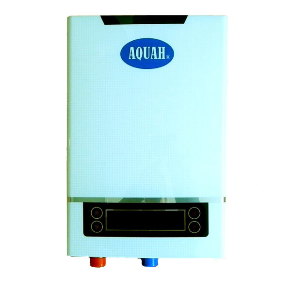 AQUAH 12 KW ON DEMAND ELECTRIC TANKLESS WATER HEATER $219.95