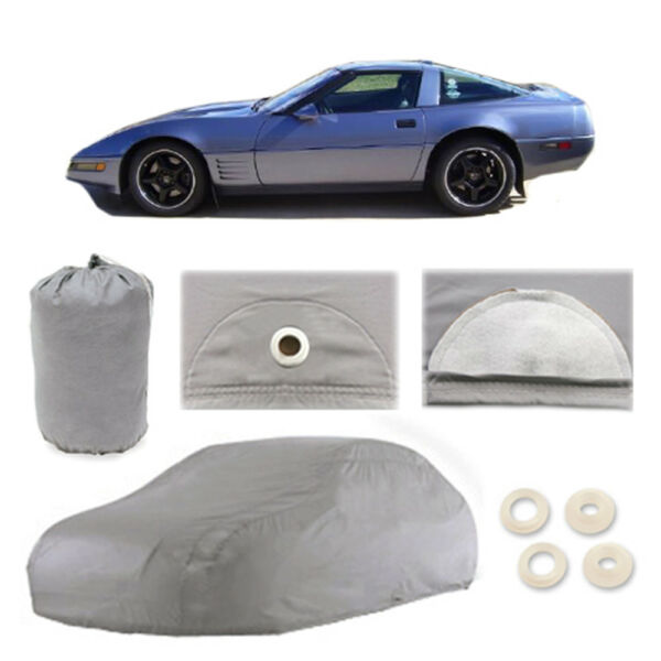Chevy Corvette 4 Layer Car Cover Outdoor Water Proof Rain Snow Sun Dust 4th Gen
