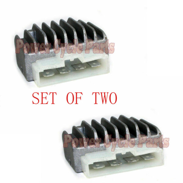12V Rectifier Voltage Regulator Side by Side Pins Fits Many Chinese 50cc Scooter