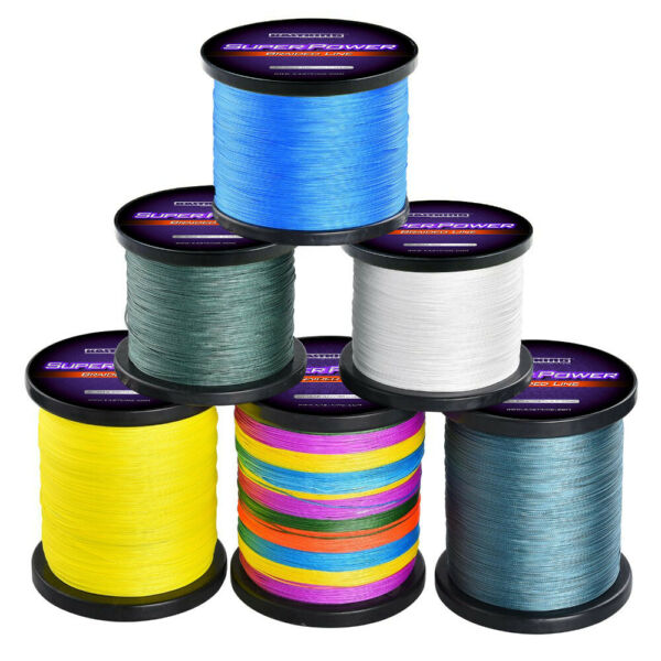 KastKing 327yds 1094yds SuperPower Braided Line 300M 1000M PE Fishing Lines