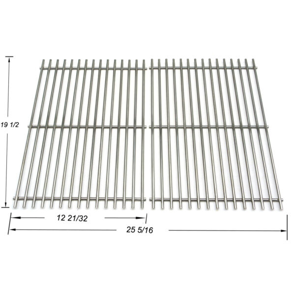 Weber BBQ Replacement Stainless Steel ROD Cooking Grill Grid Grate SCX28