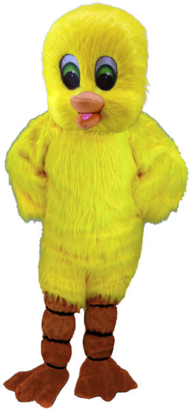 Baby Yellow Duck Professional Quality Lightweight Mascot Costume