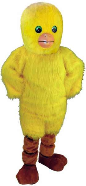 Yellow Baby Chick Professional Quality Lightweight Mascot Costume