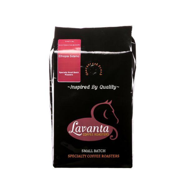 Lavanta Coffee Ethiopia Sidamo Arabica Green or Roasted Coffee
