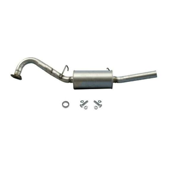 New Rear Muffler With Gaskets & Bolts For 02-04 Pathfinder& 02 03 Infiniti QX4