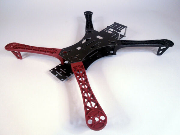 HJ-UFO QuadCopter/ MF-YX Grasshopper Frame Structure Kit