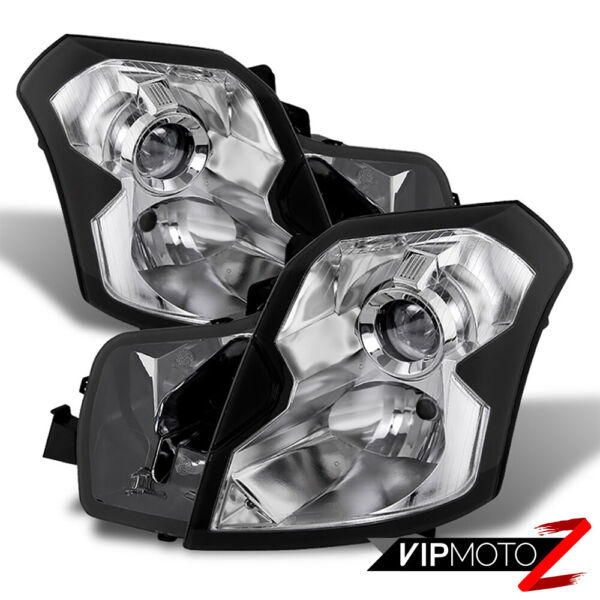 03-07 Cadillac CTS 3.2 3.6 LS6 [Factory Style] Projector Headlight Lamp Assembly