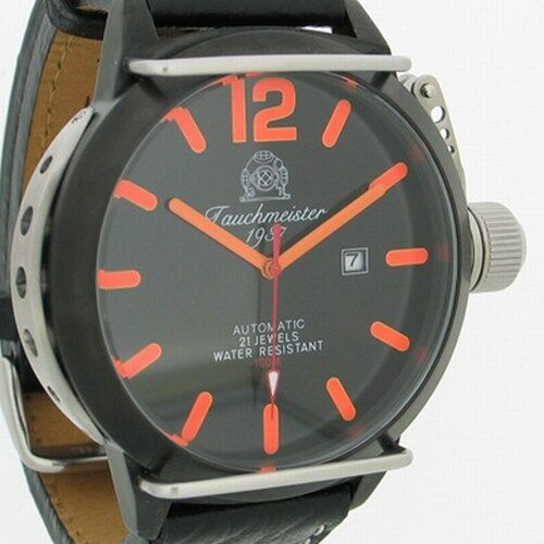 German U-Boot DATE AUTOMATIC crown protectionsystem T0134