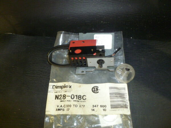 DIMPLEX NORTH AMERICA N28019C NEW IN BOX