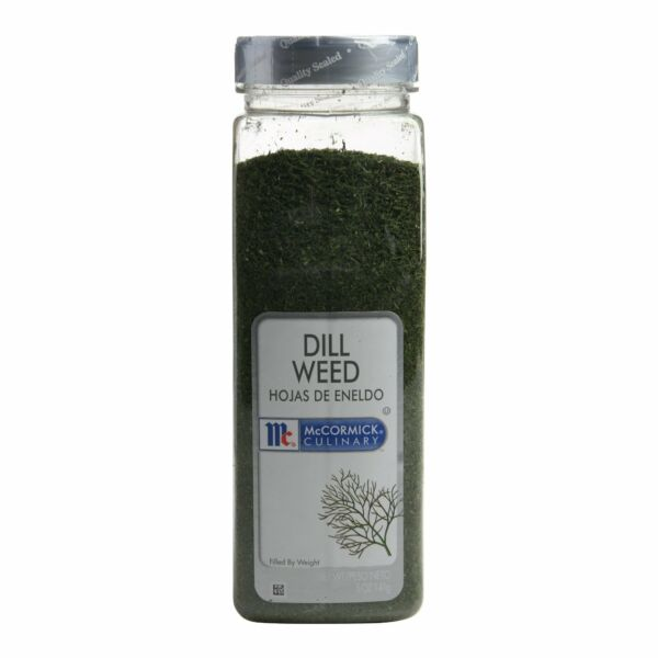 McCormick Dill Weed 5 oz. - Herb Flavor Cooking Spice Natural Seasoning Pickle