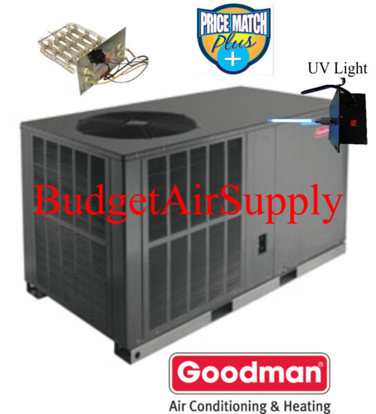 4 Ton 16 seer Goodman HEAT PUMP